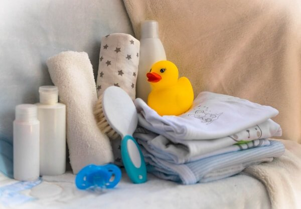 What baby bath products to use?