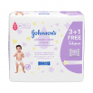 Johnson's® baby ultimate clean wipes the best clean wipes for your baby.