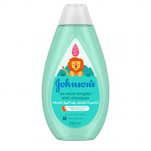Johnson's® baby no more tangles™ kids shampoo the best shampoo for your baby.