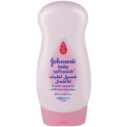 JOHNSON'S® Baby SOFTWASH™