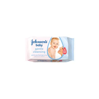 JOHNSON'S® Baby Gentle Cleansing Wipes