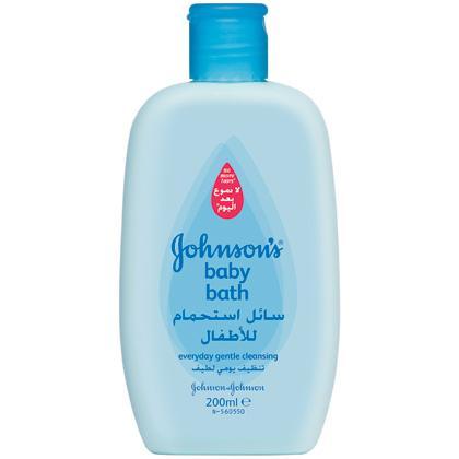 JOHNSON'S® Baby Bath Wash Product