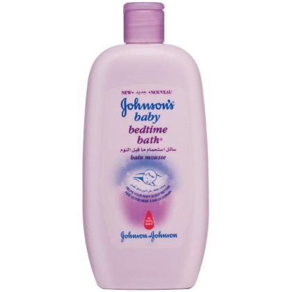 JOHNSON'S® Baby BEDTIME BATH™