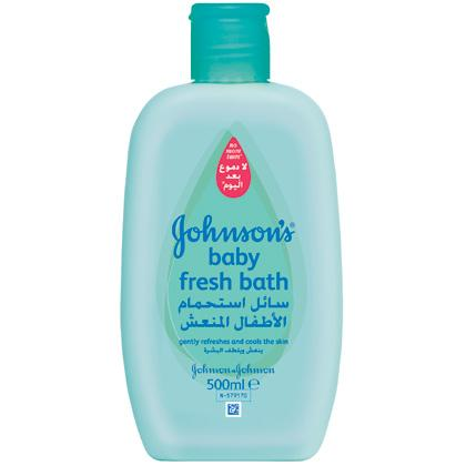 JOHNSON'S® Baby Fresh Bath