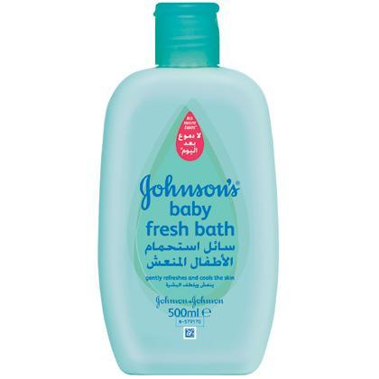 JOHNSON'S® Baby Fresh Bath