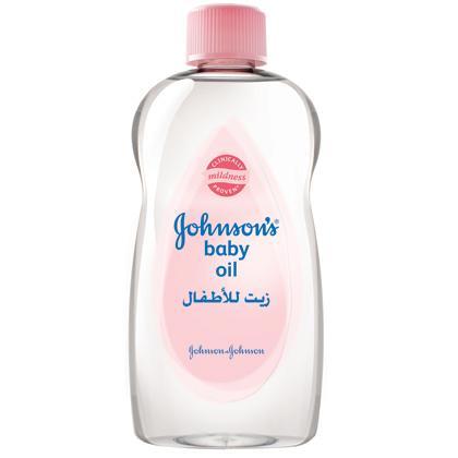 JOHNSON'S®baby oil