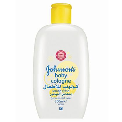 JOHNSON'S® Baby Cologne Lemon Fresh