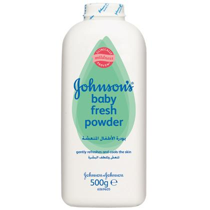 JOHNSON'S® Baby Fresh Powder