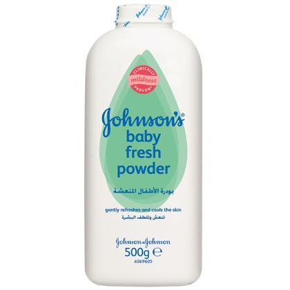 JOHNSON'S® Baby Fresh Powder