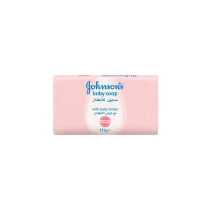 JOHNSON'S® Baby Soap with Baby Lotion