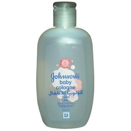 JOHNSON'S® Baby Cologne Floral